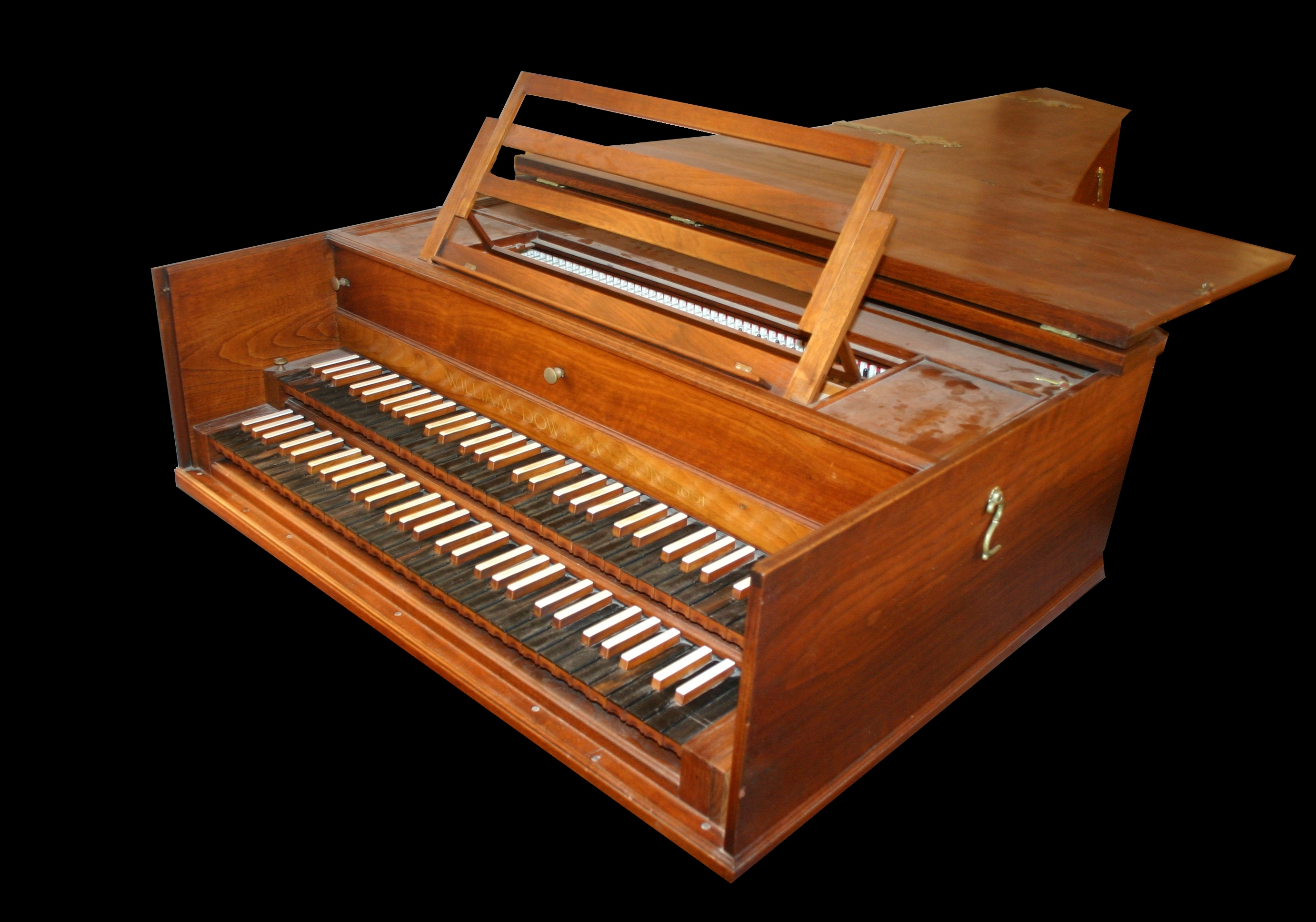 ... .org: Information about the Harpsichord - Downloadable
