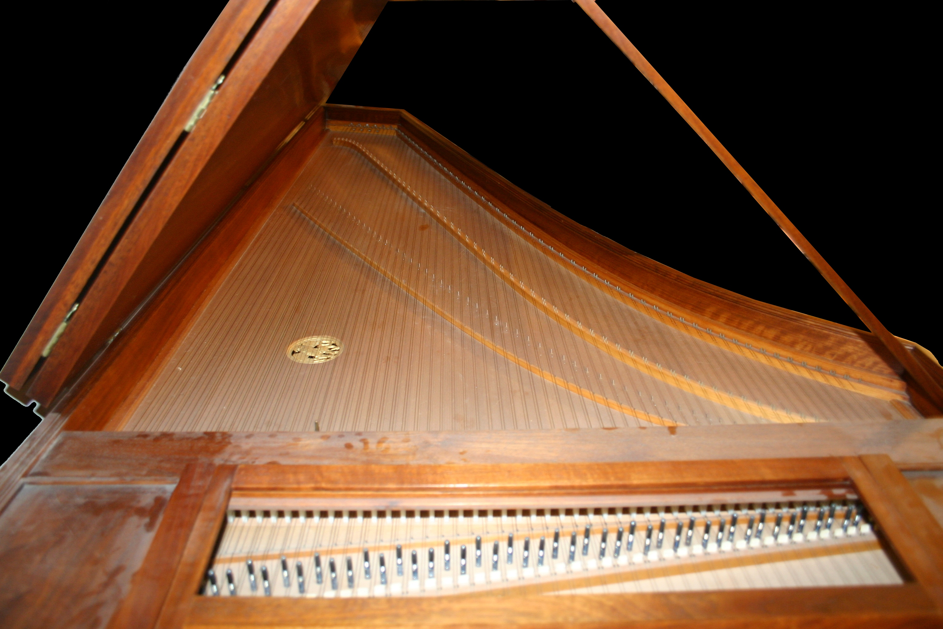 Baltimorerecorders Org Information About The Harpsichord